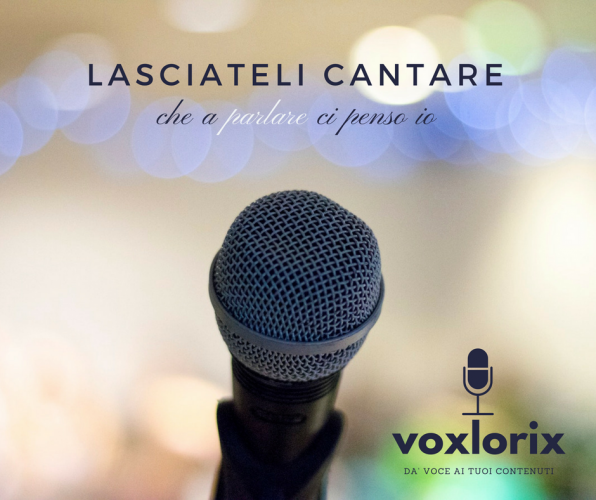 CopyVoicer (Lorenzo Abagnale) - VoxLorix - Sanremo