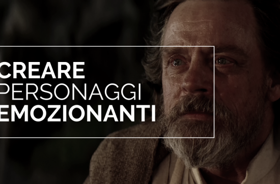 Come creare personaggi interessanti (Luke Skywalker)