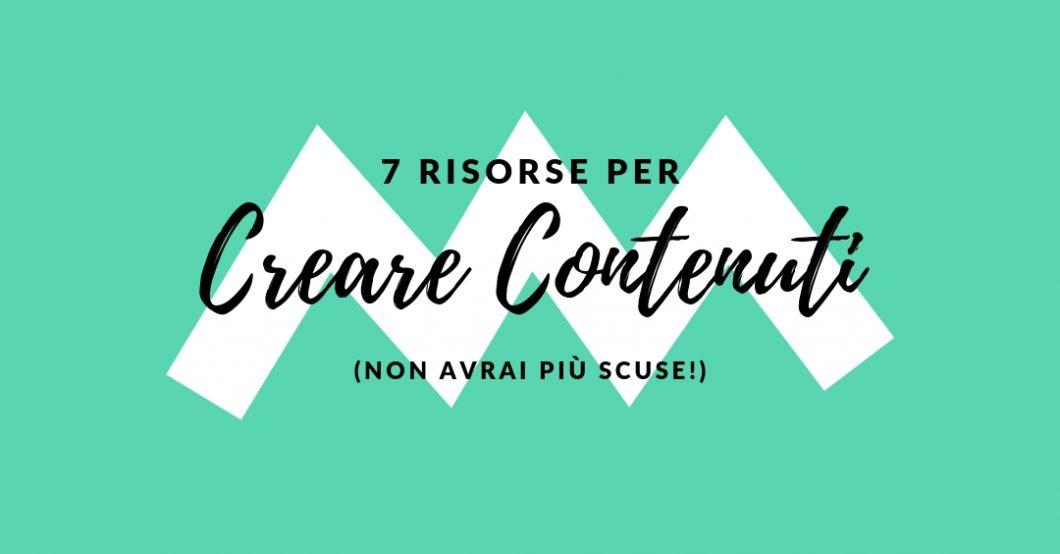 Creare Contenuti (by CopyVoicer, Lorenzo Abagnale)