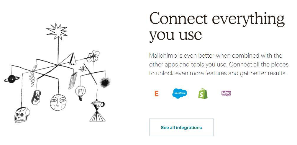 Copywriting e UX: la grafica (Mailchimp)