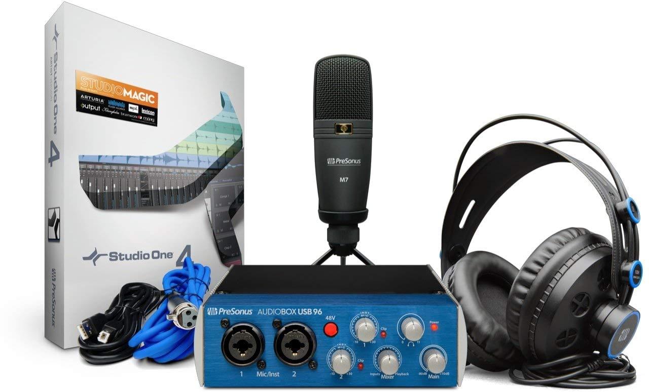 PreSonus Studio One 4 per creare contenuti audio